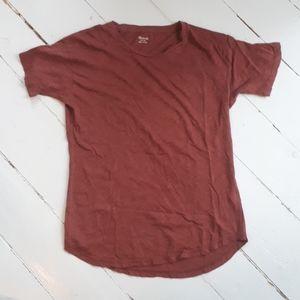 Madewell t-shirt. Cotton. XS